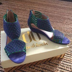 Daniblack for Anthropologie Narobi sandal